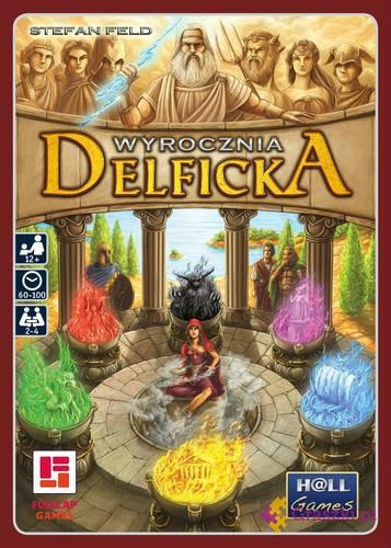 Wyrocznia Delficka (edycja polska) + dodatek